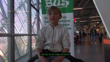 BUS-TV - Fråga en spelare: David Fällman