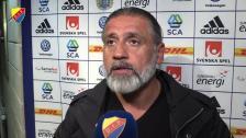 Özcan analyserar matchen mot GIF Sundsvall
