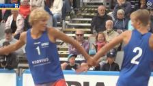 FINAL: David Åhman/Jonatan Hellvig - Linus Tholse/Jakob Molin