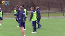Elliot Käck redo för en tuff utmaning mot Elfsborg